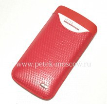 Чехол из кожи для iPhone 5 Petek 2013